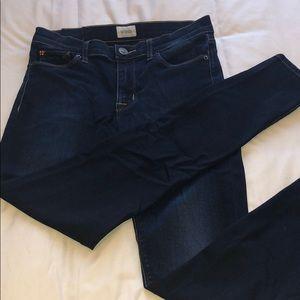 Size 27 dark wash Hudson jeans